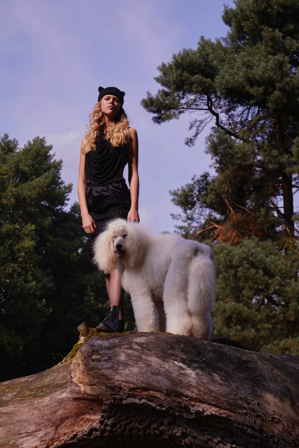 uwe konrad fashion photographer/ Fashion editorial outdoor/