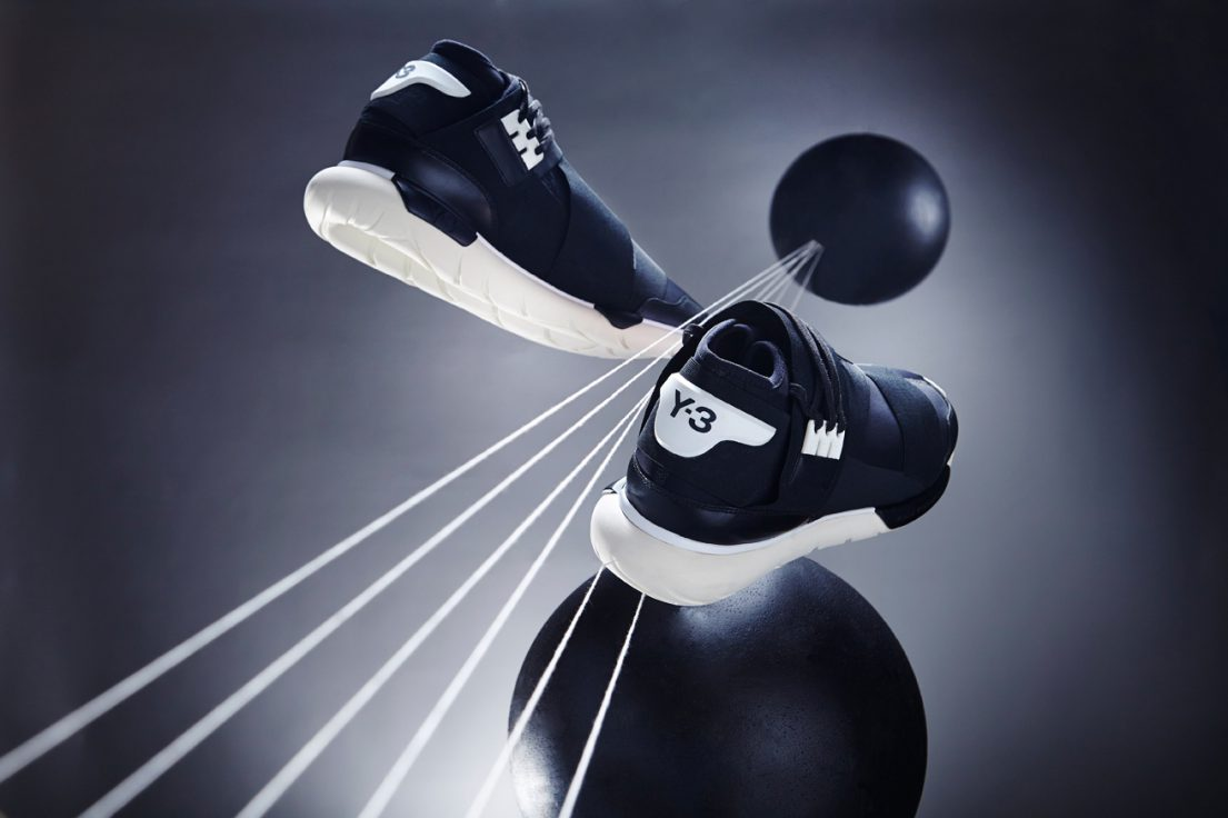 /Y3 Sneakers/ Uwe Konrad Fashion Still Life Photographer/